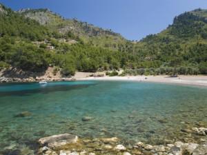Cala Tuent. Mallorca